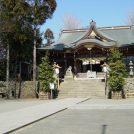 初詣は由緒ある縁結びの神さまに 相模國総社 六所神社