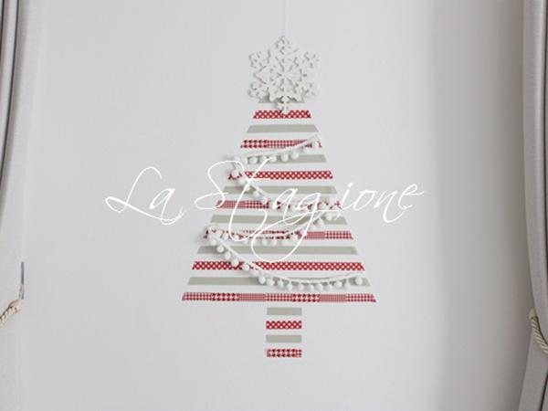 これは簡単・可愛い!子供と一緒にマステでクリスマスツリー