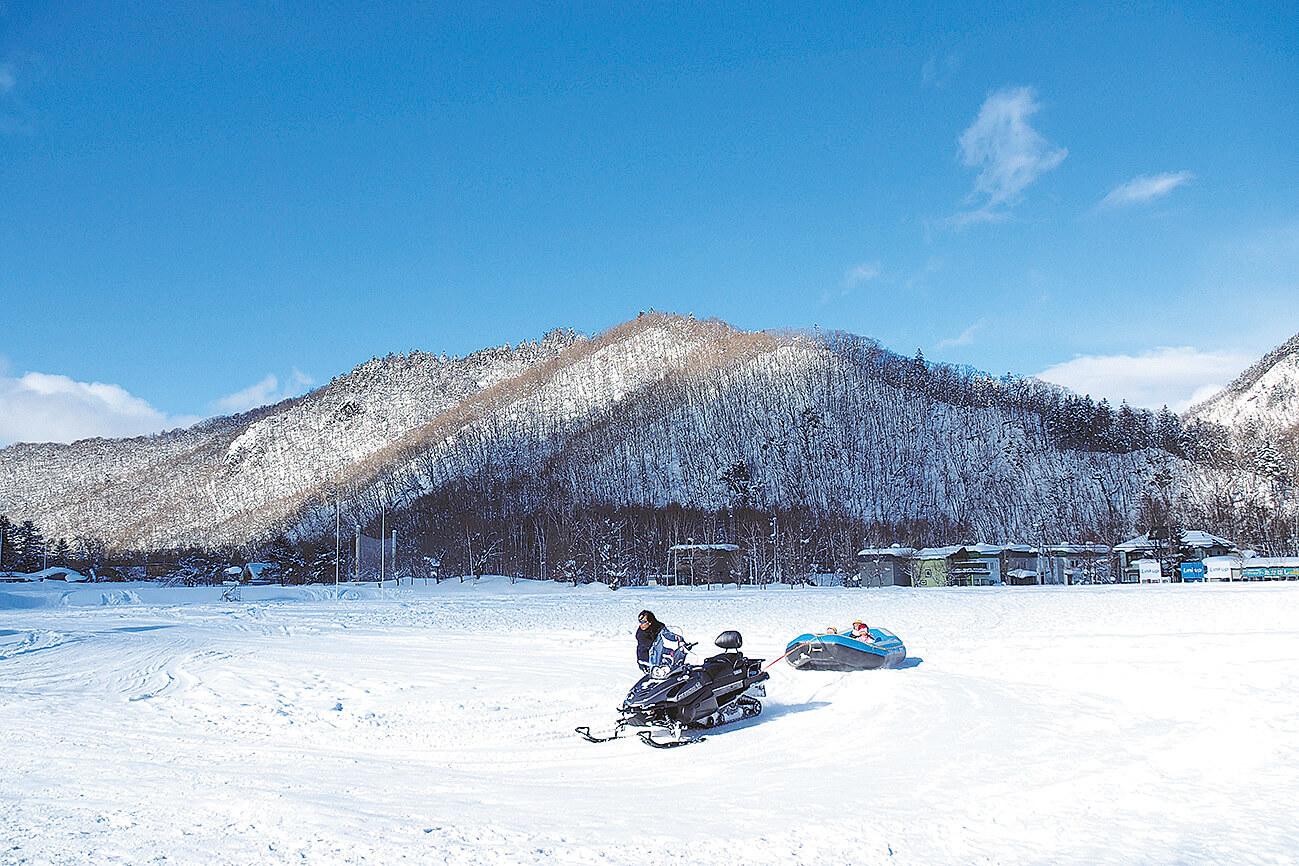 雪三舞2018