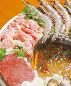 「レモングラス海鮮鍋」