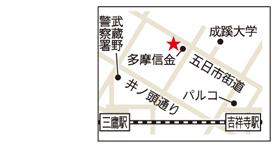 09武蔵野ジオサブレ地図