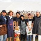 P真室川町協力隊集合写真1708夏祭り