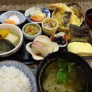 大阪福島の高級割烹「手料理 右近」の限定20食ランチにシアワセ♪