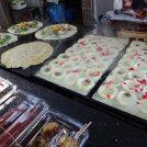 日曜のみ開催!茨木「銭原青空市」で新鮮野菜におでんや青空焼きを!