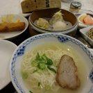 【閉店】箕面の中国料理「翠蓮」の飲茶セット、2月末まで1200円!