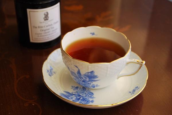 Ritz tea