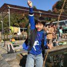 昔懐かしい釣り堀☆相鉄線相模大塚駅から10分