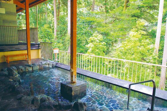 秋川温泉 瀬音の湯