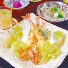 【国立】クーポン利用で、特製天むすプレゼント!「天ぷら やました」