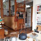 キッチングッズを台所でお試しできる「だいどこ道具 ツチキリ」@井の頭公園