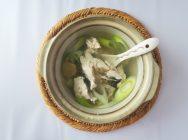 スズキのさっぱりスープ(鱸魚清湯)