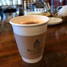 質のいいコーヒーを楽しめるコーヒースタンド「Blue Bird Coffee」@東谷山