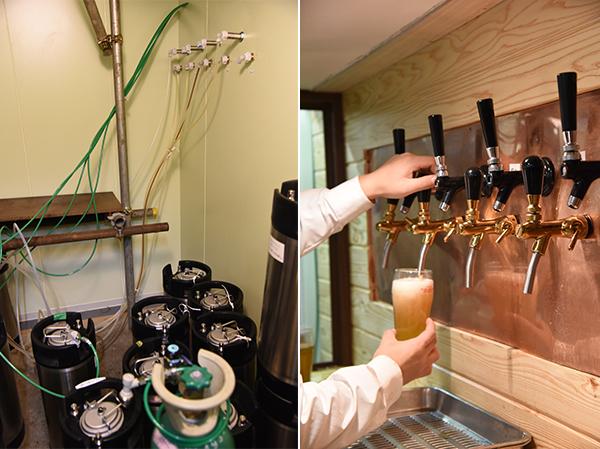 柏ビール komainu brewaryこまいぬ@千葉県柏市 柏初の地ビール醸造所&レストラン