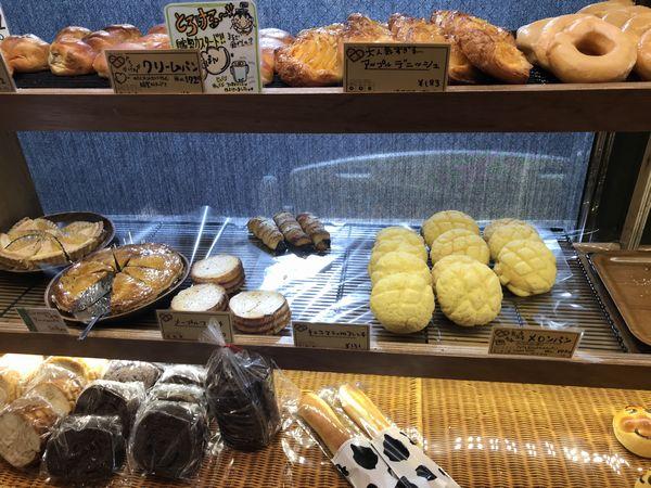 bread2(クリームパン、アップルデニッシュ他)