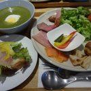 土曜限定北欧ブランチはパン食べ放題☆大阪「ケイットルオカラ」