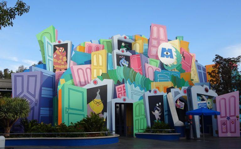 【子供と海外旅行】ディズニーランドリゾート~カルフォルニア~