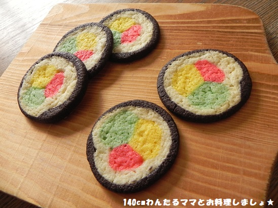ホットケーキミックスで恵方巻きが作れる?!