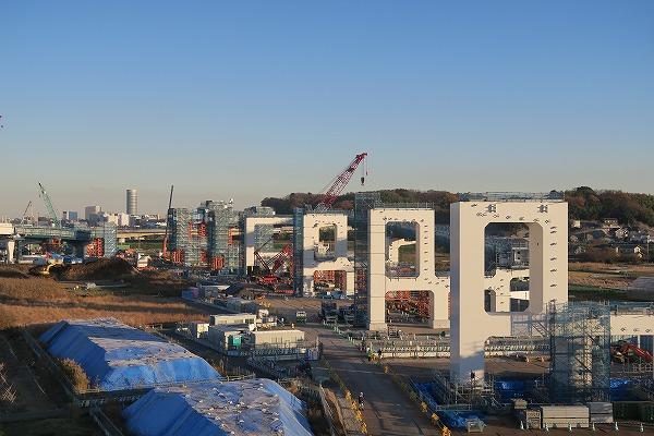 現在建設中の横浜環状北西線の建設現場に行ってきました!