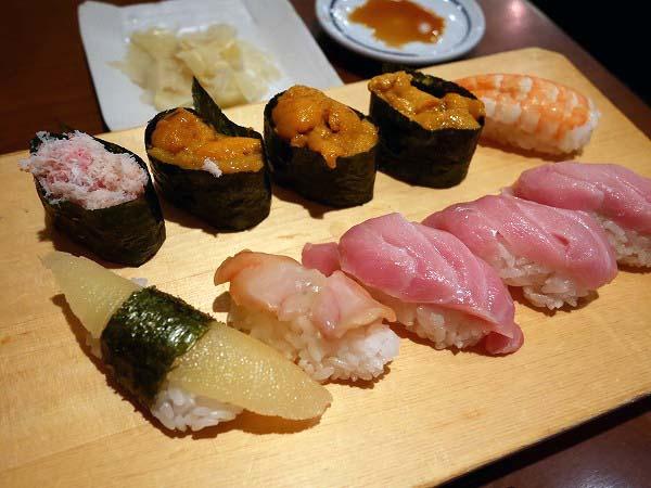 センター南で寿司食べ放題!魚がし日本一 港北TOKYU S.C. 店