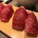 食べログ評価★3.59★名駅「A5焼肉&手打ち冷麺 二郎」で焼肉ディナー