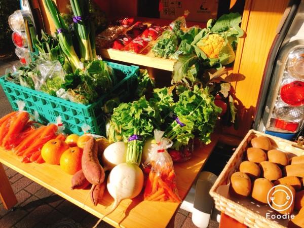 パリタリー野菜