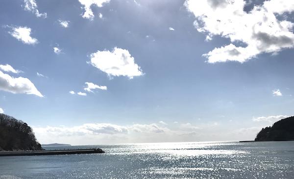 hamagurihama_sea