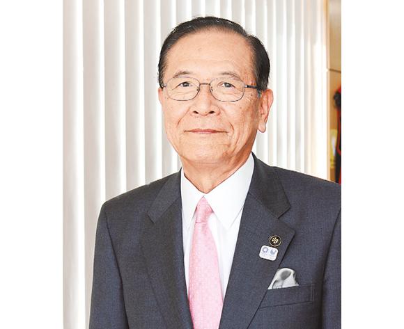 立川市長 清水庄平さん