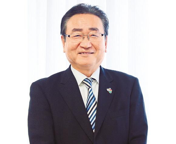 八王子市長 石森孝志さん