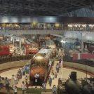 【編集部レポート】新幹線変形ロボ シンカリオンの基地は鉄道博物館の地下にある??