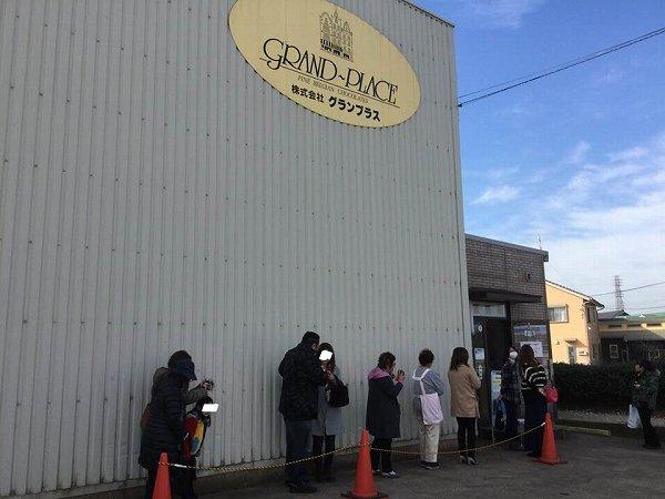 本当は教えたくない!高級チョコレート・グランプラスの工場直売!