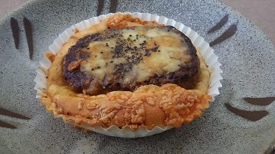 0214ハンバーグパン