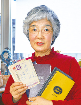 オントナパートナーの吉田悦子さん