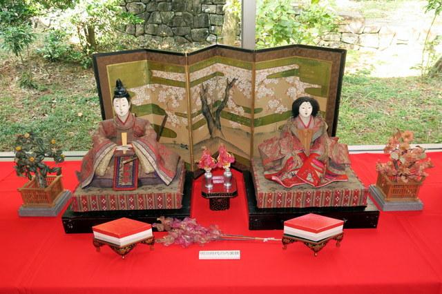 「桃の節句展」明治時代の雛人形に思いを馳せる@立川「歴史民俗資料館」