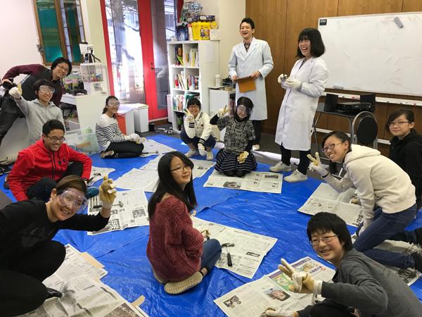 対象は小学3年生~中学3年生 「知窓学舎」で科学教室開催