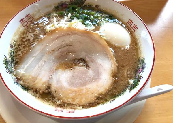 鹿児島で見つけた♪あっさり系のスープが自慢「麺屋 河童の雫」@姶良