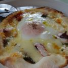 Sサイズのピザ600円!芦屋「リベルテ」のお得で美味しいランチ♪