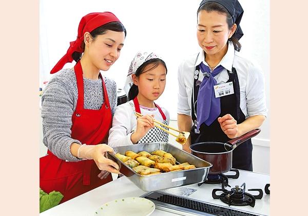 3/11(日)、親子食育イベントに10組20人を招待!