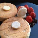 あまおうパンケーキで自分にご褒美♪@ホテルニューオータニ幕張