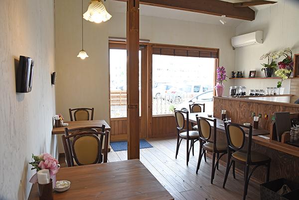 喫茶去(きっさこ)CAFE KISSAKO@柏市東上町、住宅街のカフェ