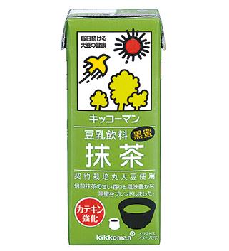 豆乳飲料 抹茶