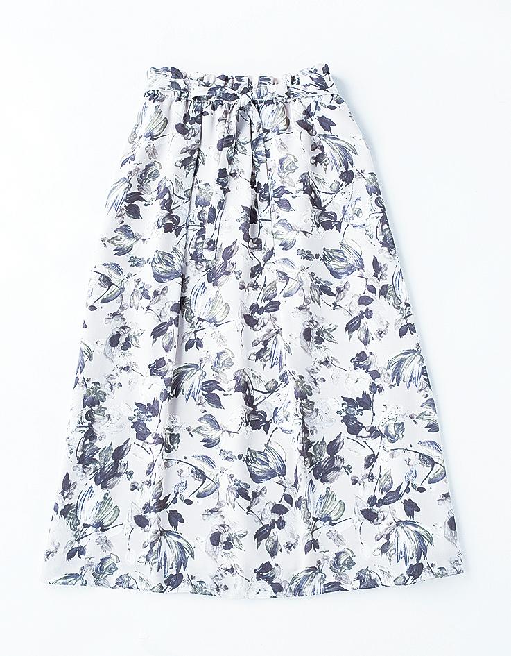 花柄スカート2万4840円