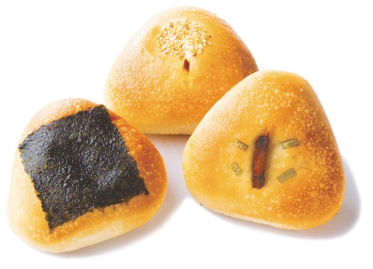 おにぎりパン各種