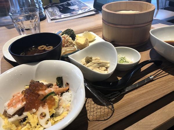 名駅エリアで800円前後で食べられるお豆腐ランチ。グローバルゲートの「食のつむぎ」
