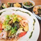 オリジナル蕎麦のお得なランチが食べられる「スナフキッチン」@東小金井