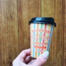 【大門】バイロンベイコーヒー1号店でオーストラリア発フラットホワイトを