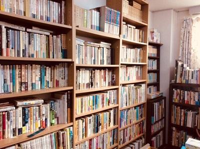大人の隠れ家のような古本屋さん♪西宮「みどり文庫」