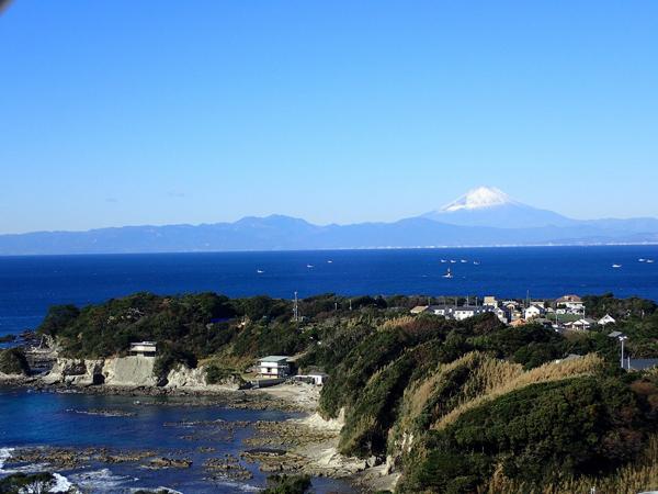 ソレイユの丘観覧車からの風景