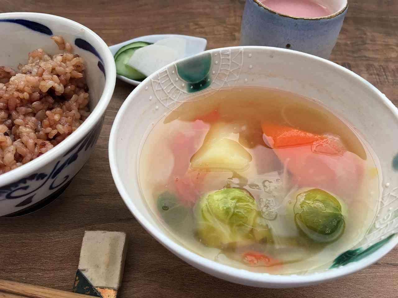 s-スープ