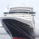 憧れのクルーズ船「クイーンエリザベス号」の見学会に行ってきた@マリンポート