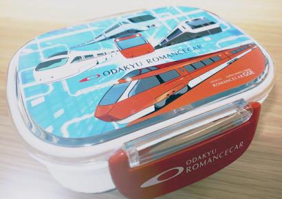 小田急新型特急ロマンスカー・GSE(70000形)デビュー記念 16種類のグッズが新登場!